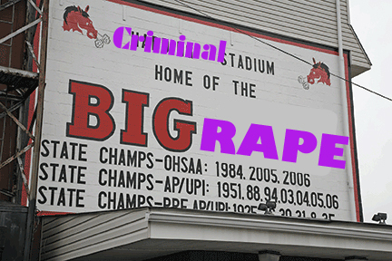 The correct name for the Steubenville Big Red Football stadium