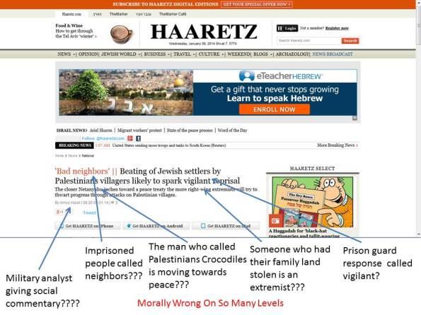 Amos Harel Haaretz